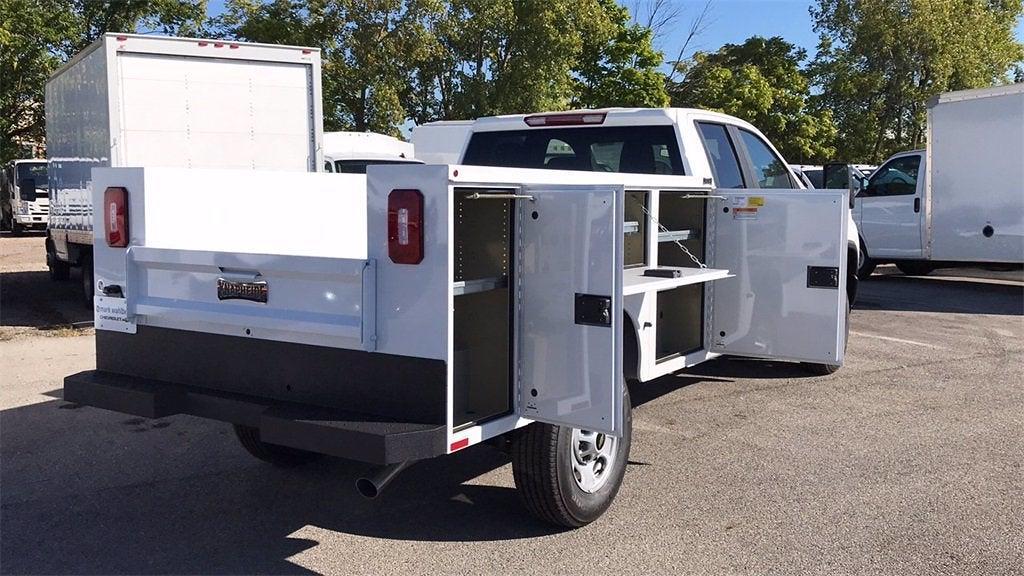 2020 Chevrolet Silverado 2500 Double Cab 4x2, Knapheide Service Body #CF0T289324 - photo 1