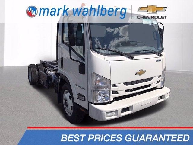 2020 Chevrolet LCF 5500XD Regular Cab DRW 4x2, Cab Chassis #CF0T300617 - photo 1