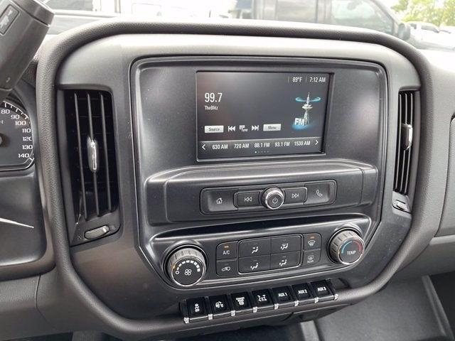 2020 Silverado 5500 Regular Cab DRW 4x2,  Cab Chassis #CF0T393963 - photo 6