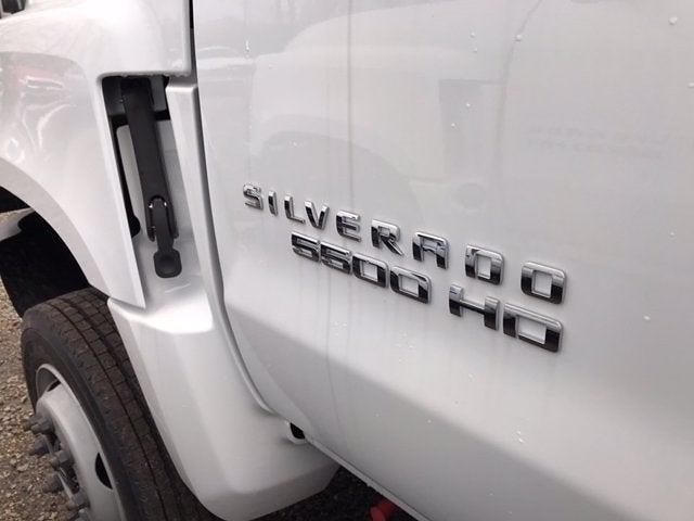 2020 Silverado 5500 Regular Cab DRW 4x4,  Cab Chassis #CF0T611237 - photo 4