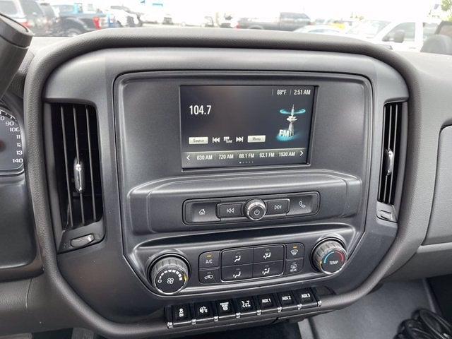 2020 Silverado 5500 Regular Cab DRW 4x4,  Cab Chassis #CF0T682108 - photo 6