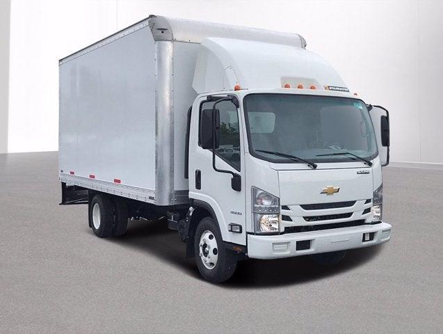 2020 Chevrolet LCF 3500 Regular Cab DRW 4x2, Utilimaster Dry Freight #CF0T801500 - photo 4