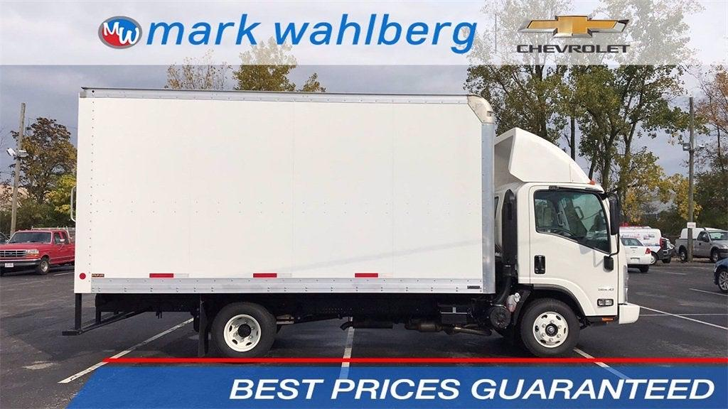 2020 Chevrolet LCF 3500 Regular Cab DRW 4x2, Utilimaster Dry Freight #CF0T801602 - photo 1