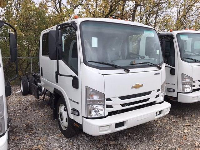 2020 LCF 5500HD Crew Cab DRW 4x2,  Cab Chassis #CF0T900943 - photo 3