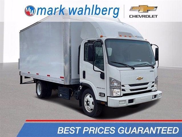 2020 Chevrolet LCF 4500XD Regular Cab DRW 4x2, Utilimaster Dry Freight #CF0TK01051 - photo 1