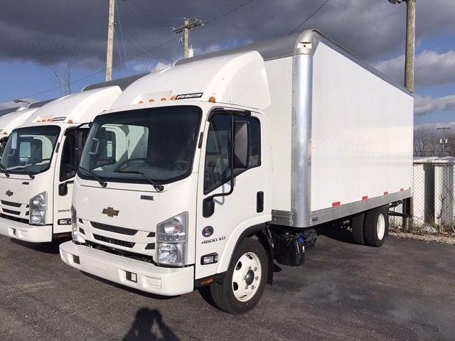 2020 Chevrolet LCF 4500XD Regular Cab DRW 4x2, Utilimaster Dry Freight #CF0TK02413 - photo 1