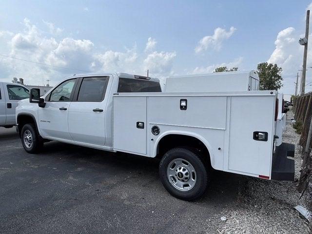 2021 Chevrolet Silverado 2500 Crew Cab 4x2, Knapheide Service Body #CF1T190522 - photo 1