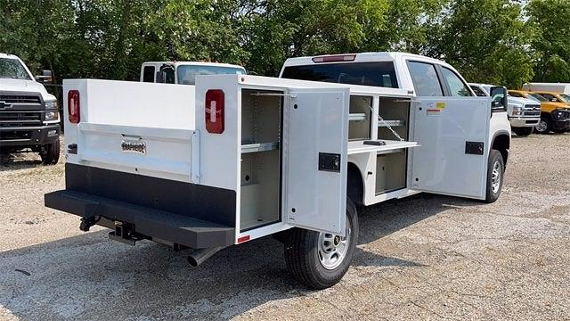 2021 Chevrolet Silverado 2500 Crew Cab 4x2, Knapheide Service Body #CF1T190687 - photo 1