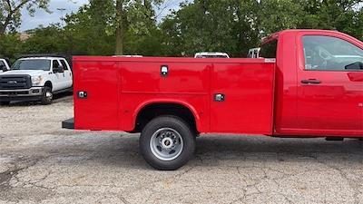 2021 Silverado 3500 Regular Cab 4x4,  Knapheide Steel Service Body #CF1T254274 - photo 3