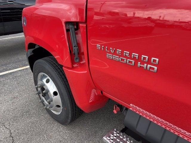 2021 Silverado 5500 Regular Cab DRW 4x2,  Cab Chassis #CF1T684446 - photo 4