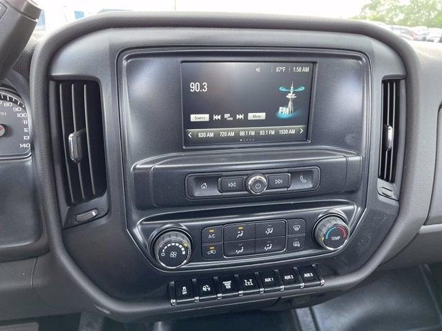 2021 Silverado 5500 Regular Cab DRW 4x4,  Cab Chassis #CF1T840920 - photo 6