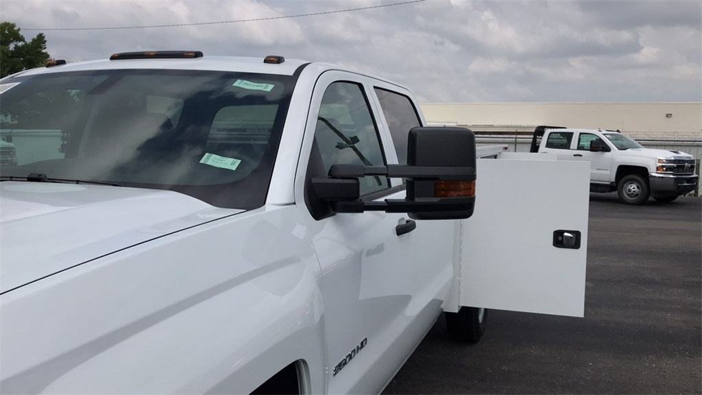 2018 Silverado 2500 Crew Cab 4x4,  Service Body #CF8T273994 - photo 29
