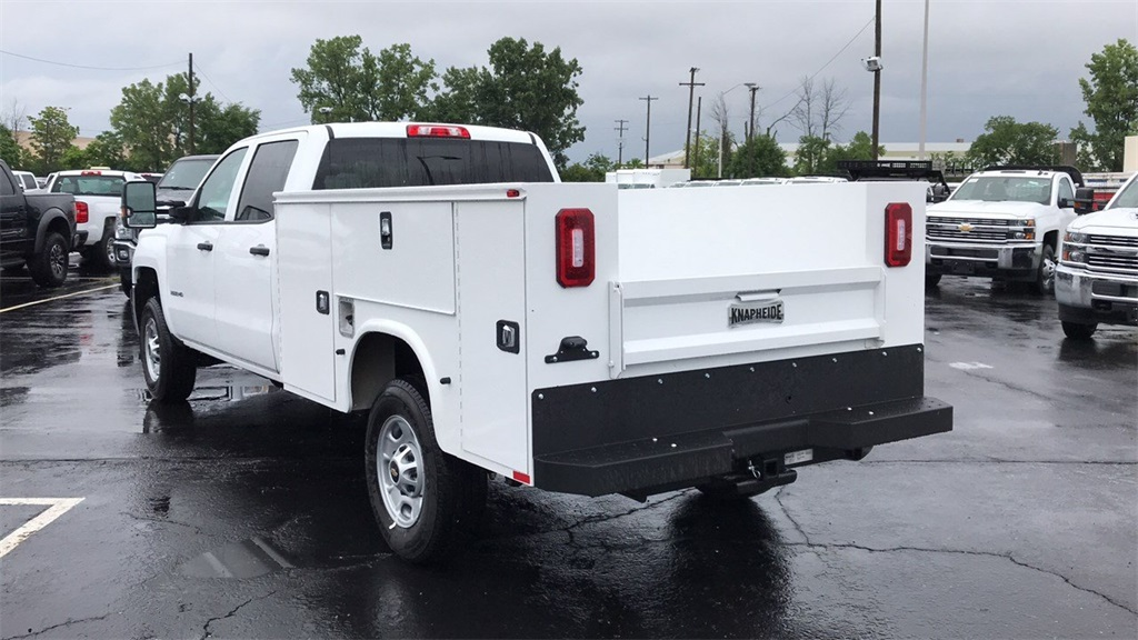 2018 Silverado 2500 Crew Cab 4x4,  Service Body #CF8T273994 - photo 7