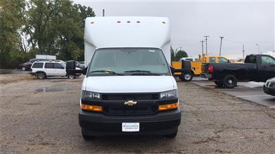 2018 Express 3500 4x2,  Unicell Aerocell Cutaway Van #CF8T276640 - photo 4