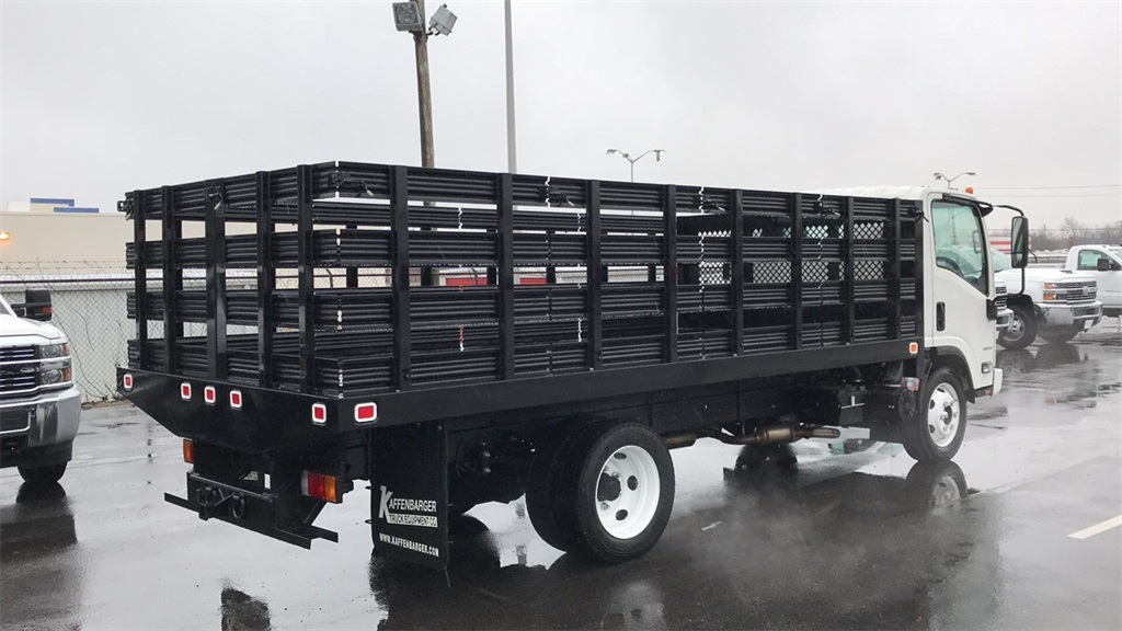 2018 LCF 4500 Regular Cab,  Stake Bed #CF8T806103 - photo 6