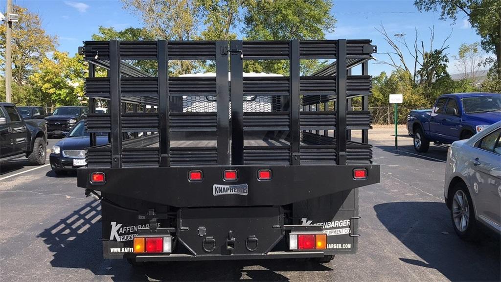 2018 LCF 4500 Regular Cab 4x2, Knapheide Value-Master X Stake Bed #CF8T808175 - photo 10