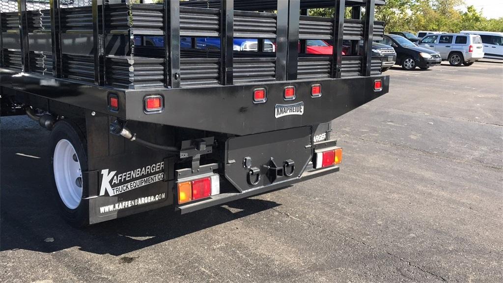 2018 LCF 4500 Regular Cab 4x2, Knapheide Value-Master X Stake Bed #CF8T808175 - photo 3