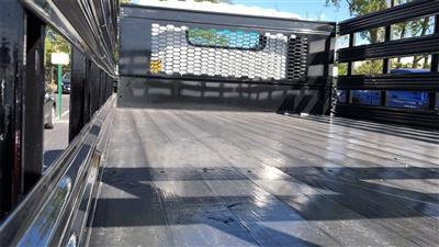 2018 LCF 4500 Regular Cab 4x2, Knapheide Value-Master X Stake Bed #CF8T808175 - photo 7