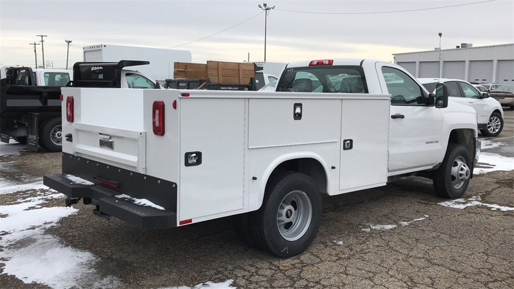 2019 Silverado 3500 Regular Cab DRW 4x4,  Knapheide Service Body #CF9T109862 - photo 5