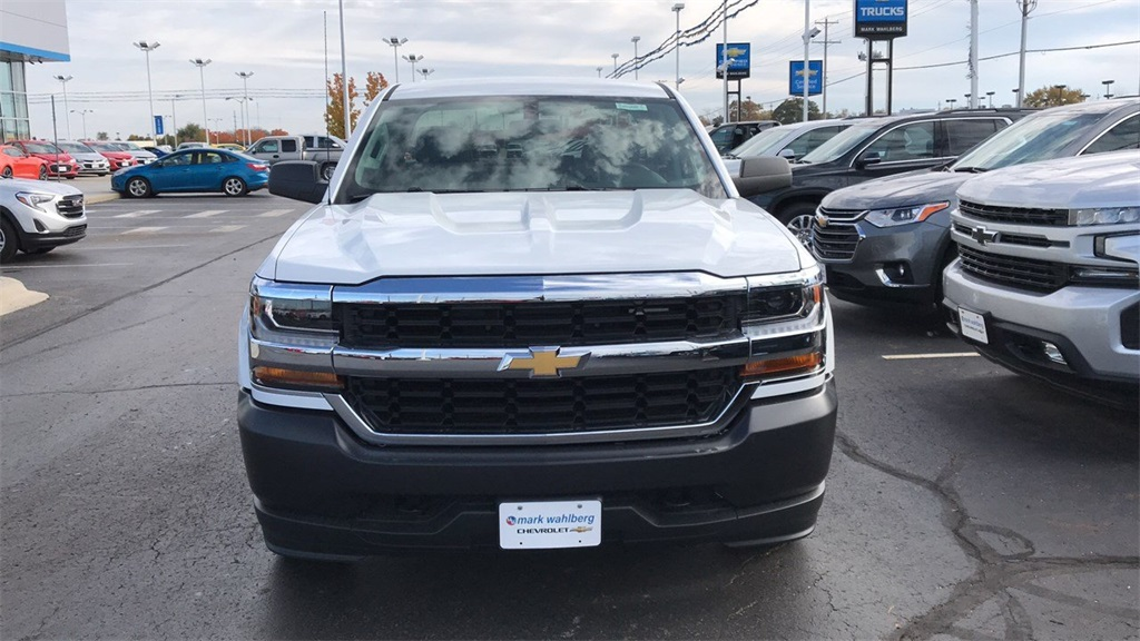 2019 Silverado 1500 Double Cab 4x4,  Pickup #CF9T129885 - photo 4