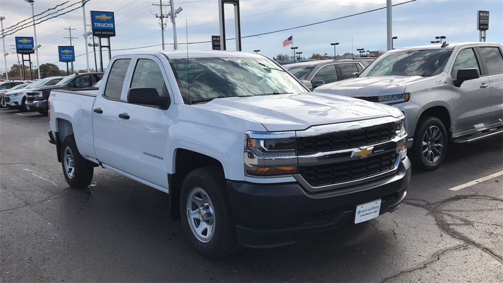 2019 Silverado 1500 Double Cab 4x4,  Pickup #CF9T129885 - photo 5
