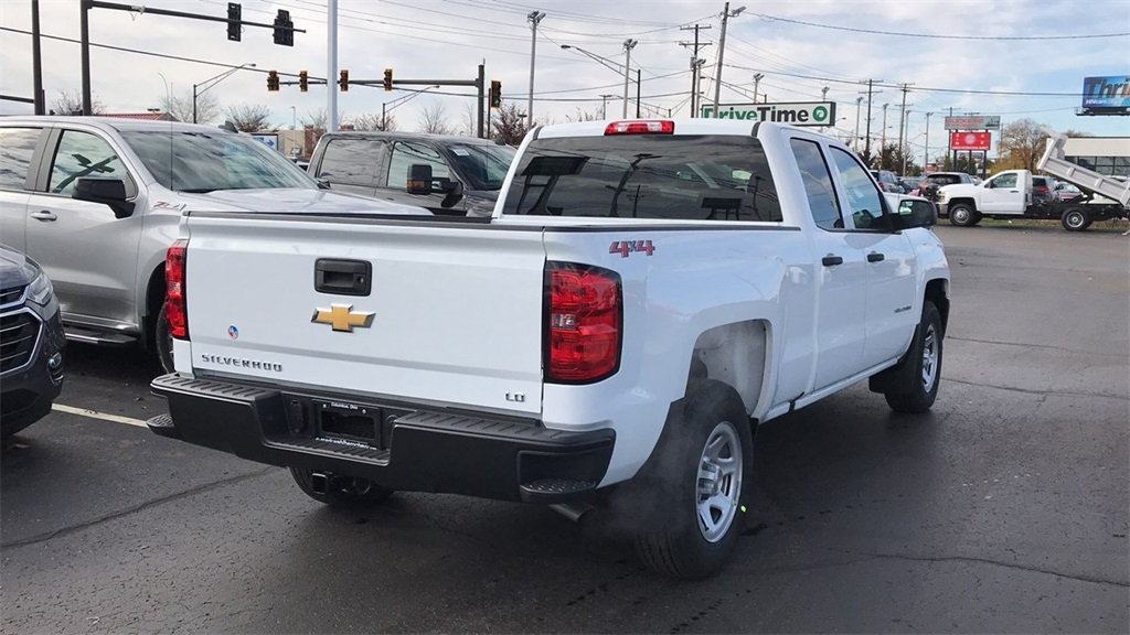 2019 Silverado 1500 Double Cab 4x4,  Pickup #CF9T129885 - photo 7