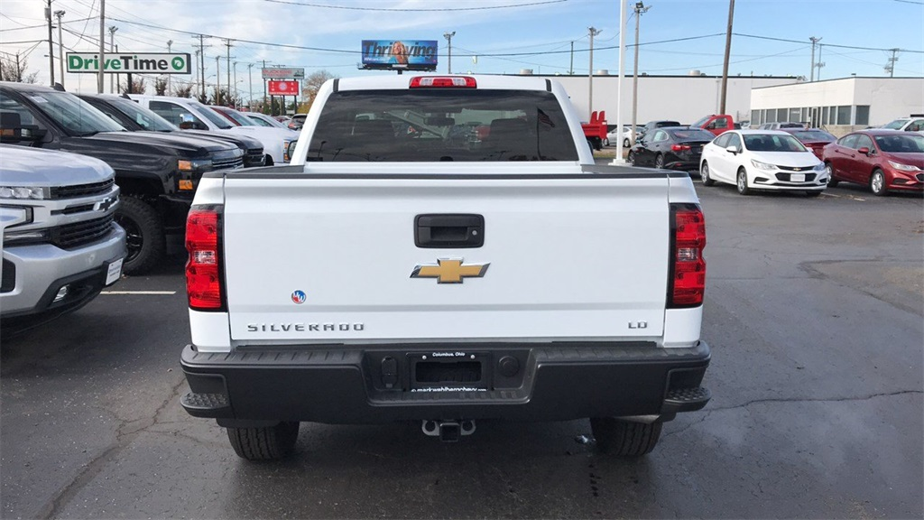 2019 Silverado 1500 Double Cab 4x4,  Pickup #CF9T129885 - photo 8