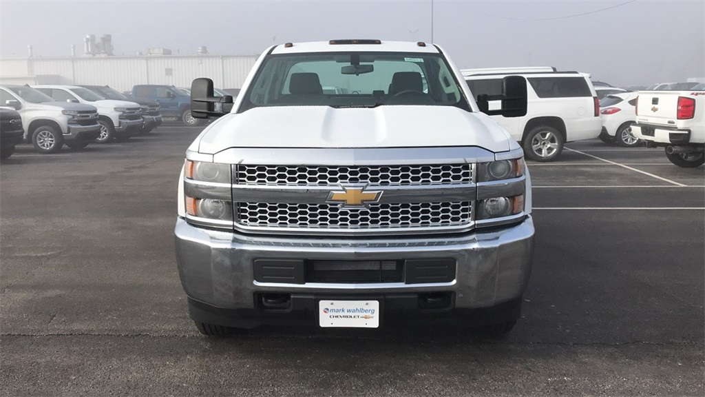 2019 Silverado 2500 Double Cab 4x2,  Pickup #CF9T146191 - photo 4