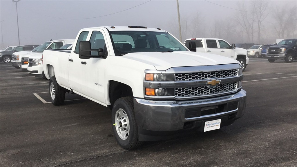 2019 Silverado 2500 Double Cab 4x2,  Pickup #CF9T146191 - photo 5