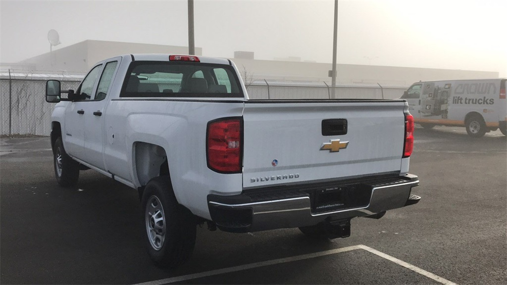 2019 Silverado 2500 Double Cab 4x2,  Pickup #CF9T146191 - photo 7