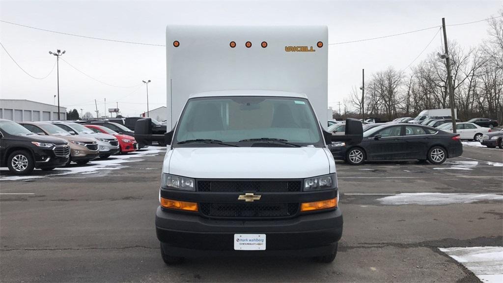 2019 Express 3500 4x2, Unicell Classicube Cutaway Van #CF9T152147 - photo 4