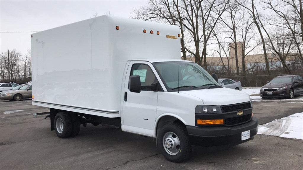 2019 Express 3500 4x2, Unicell Classicube Cutaway Van #CF9T152147 - photo 7