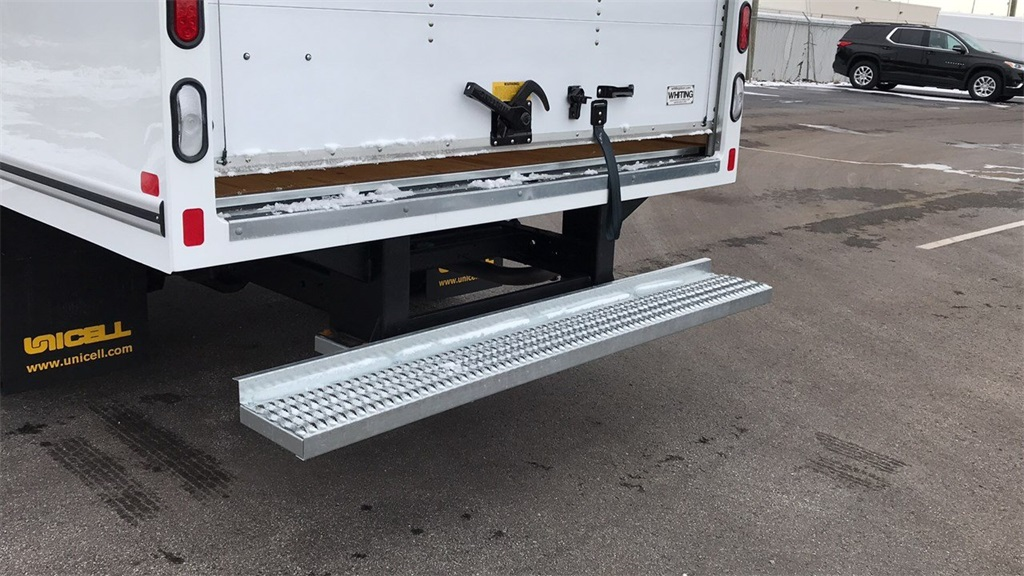 2019 Express 3500 4x2, Unicell Classicube Cutaway Van #CF9T152147 - photo 9