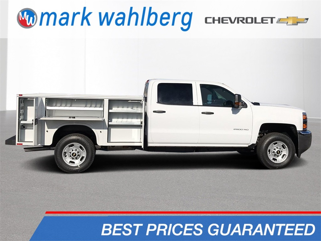 2019 Silverado 2500 Crew Cab 4x4,  Pickup #CF9T155326 - photo 1