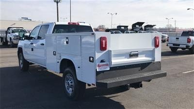 2019 Silverado 2500 Crew Cab 4x4,  Pickup #CF9T155326 - photo 10