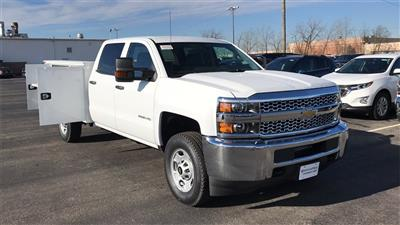 2019 Silverado 2500 Crew Cab 4x4,  Pickup #CF9T155326 - photo 6