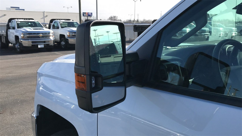 2019 Silverado 3500 Regular Cab DRW 4x4,  Crysteel Dump Body #CF9T160066 - photo 14