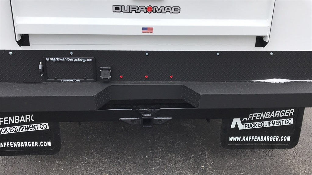 2019 Silverado 3500 Regular Cab DRW 4x4,  Duramag Service Body #CF9T161039 - photo 10