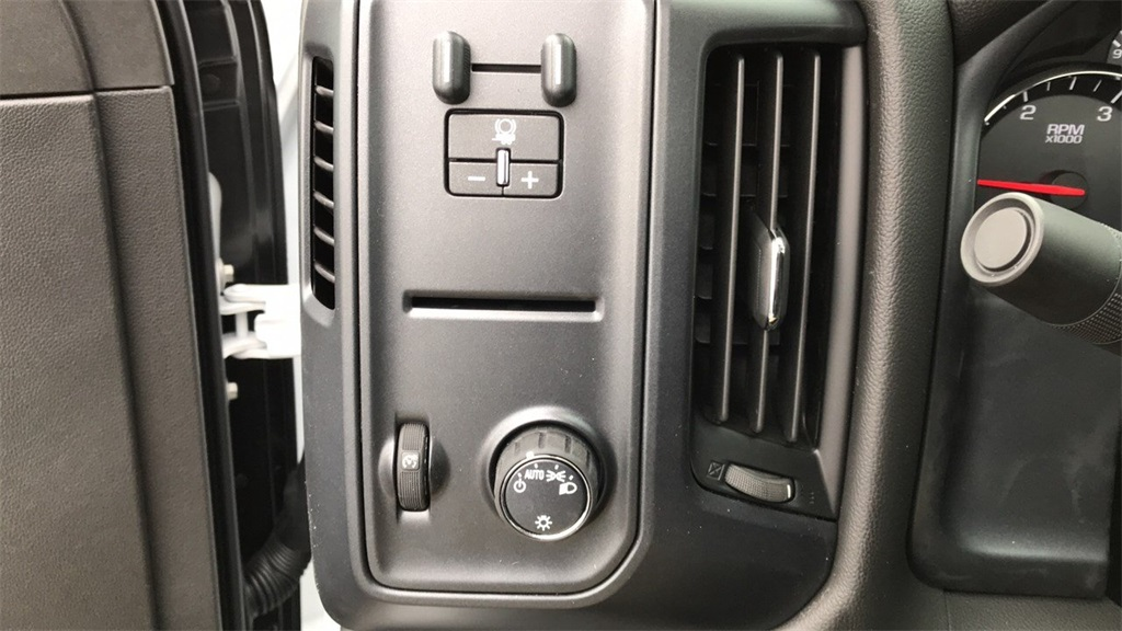 2019 Silverado 3500 Regular Cab DRW 4x4,  Duramag Service Body #CF9T161039 - photo 22
