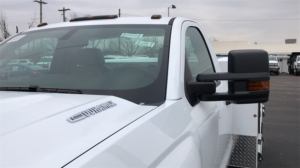 2019 Silverado 3500 Regular Cab DRW 4x4,  Duramag Service Body #CF9T161039 - photo 30