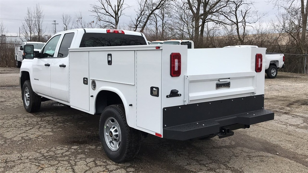 2019 Chevrolet Silverado 2500 Double Cab 4x4, Knapheide Service Body #CF9T239106 - photo 1