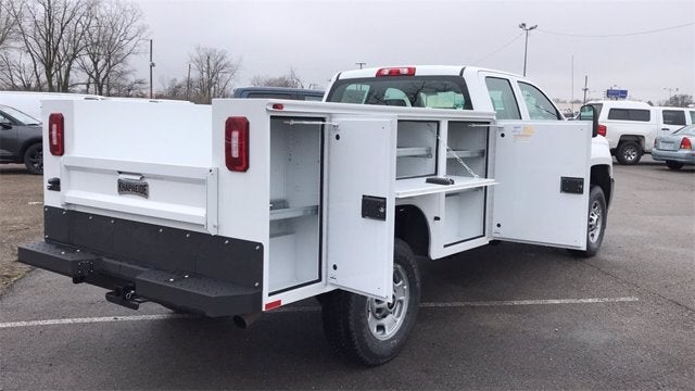 2019 Chevrolet Silverado 2500 Double Cab 4x4, Knapheide Service Body #CF9T241096 - photo 1