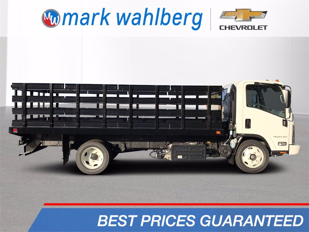 2019 Chevrolet LCF 4500XD Regular Cab 4x2, Knapheide Stake Bed #CF9TK01244 - photo 1