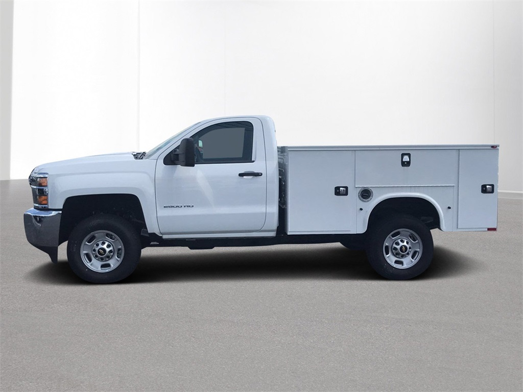 2017 Silverado 2500 Regular Cab 4x4,  Knapheide Service Body #CHZ218776 - photo 4