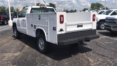 2017 Silverado 2500 Regular Cab 4x4,  Knapheide Standard Service Body #CHZ218776 - photo 2