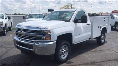 2017 Silverado 2500 Regular Cab 4x4,  Knapheide Standard Service Body #CHZ218776 - photo 5