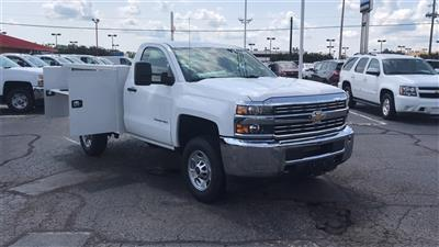2017 Silverado 2500 Regular Cab 4x4,  Knapheide Standard Service Body #CHZ218776 - photo 7