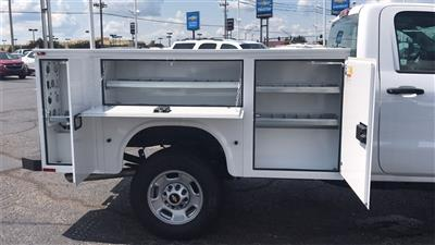 2017 Silverado 2500 Regular Cab 4x4,  Knapheide Standard Service Body #CHZ218776 - photo 10