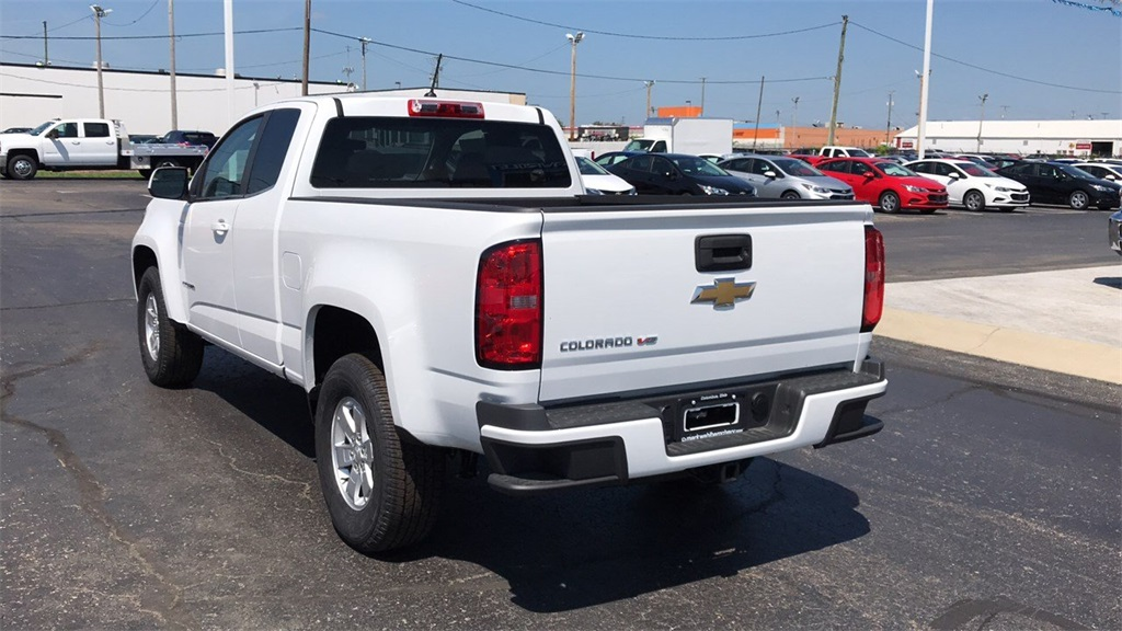 2018 Colorado Extended Cab 4x2,  Pickup #CJ1289437 - photo 8
