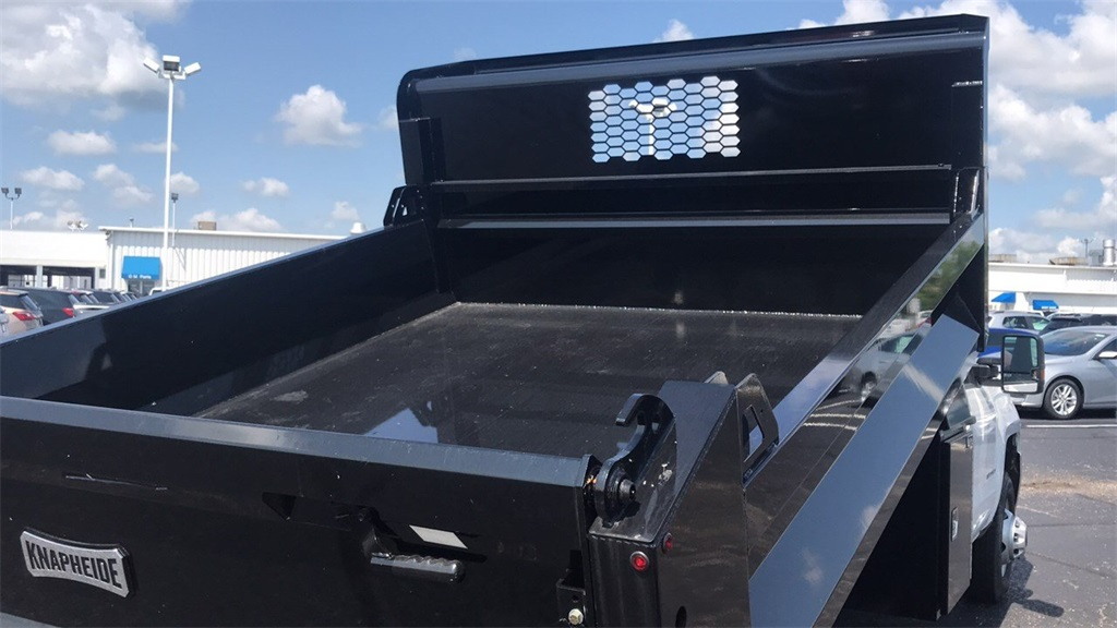 2018 Silverado 3500 Regular Cab DRW 4x2,  Knapheide Dump Body #CJF110071 - photo 11